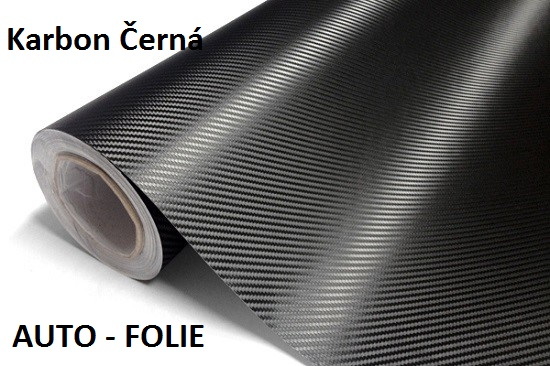 Carbon folie 3D / 4D